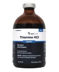 vitamina tiamina