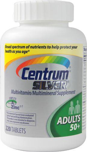 Vitamins Centrum manuale di istruzioni
