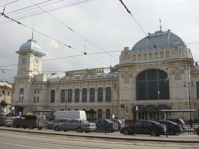 Stazione della metropolitana Vitebsky