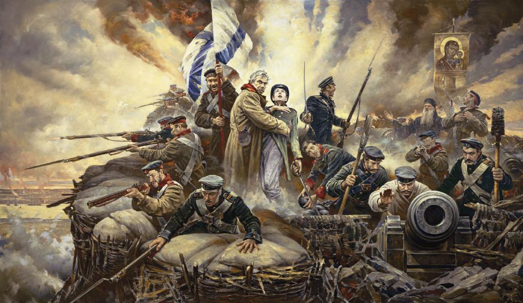 Героична защита на Севастопол