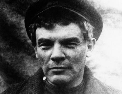 dentro e Lenin