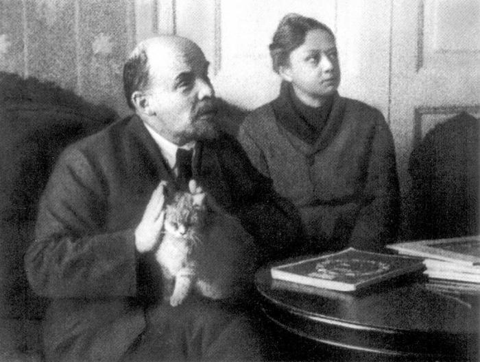 Il compleanno di Lenin Vladimir Ilyich