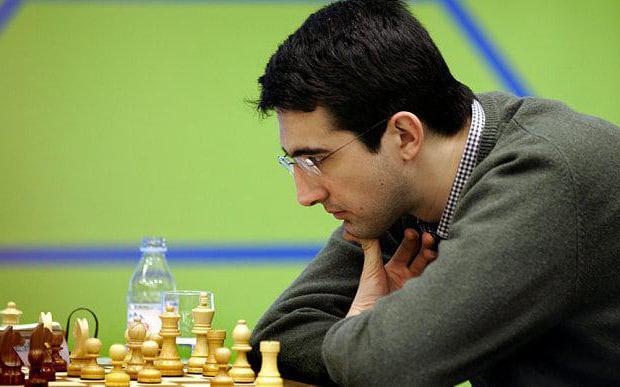 Kramnik Vladimir Borisovich Grandmaster