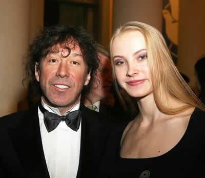 Съпругата на Кузмин, Владимир Екатерина Трофимова