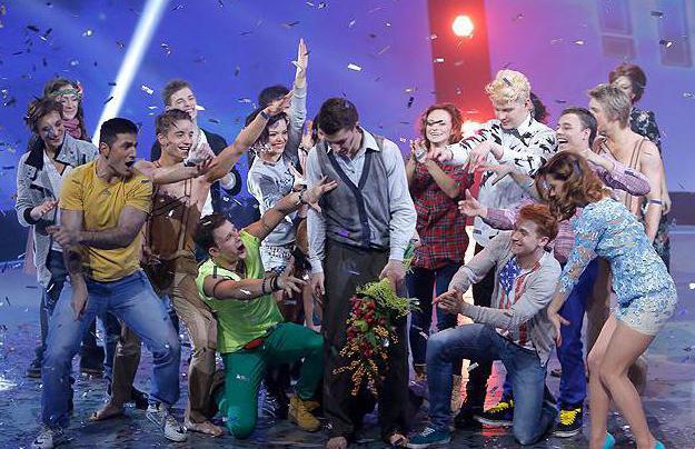 plesač Vladimir Rak