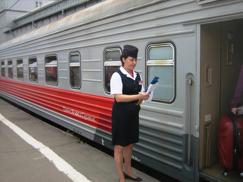 Kolej Khabarovsk Władywostok