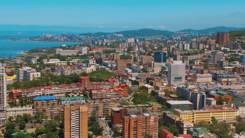 Città di Vladivostok