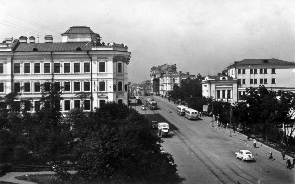 Vladivostok anni '60