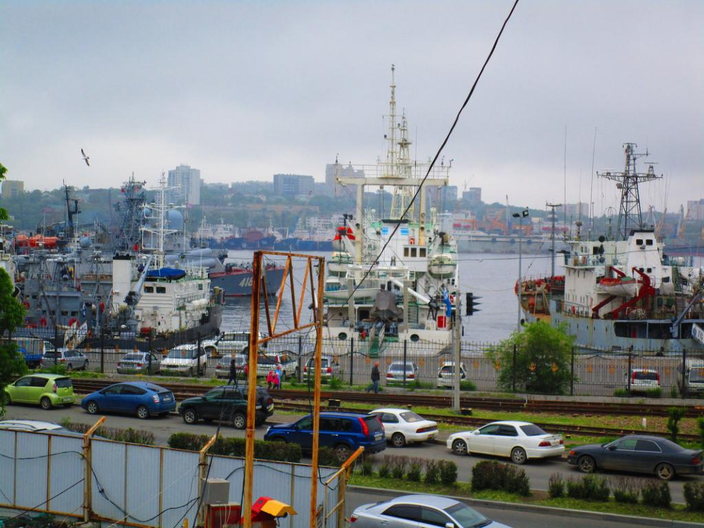 Moderni Vladivostok