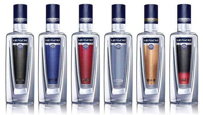 Produttore di Vodka Celsius