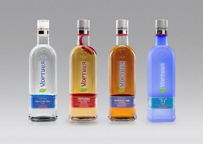 Vodka hortitsa