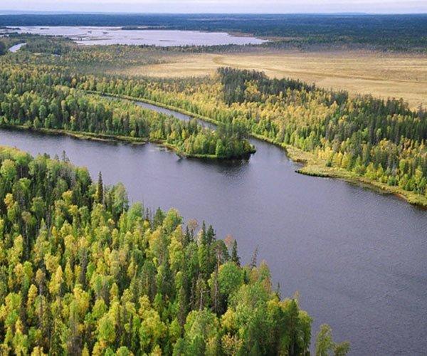 Национален парк Водлозерски