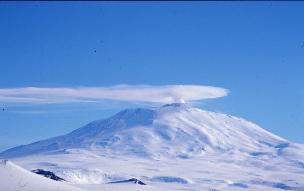вулкан Еребус