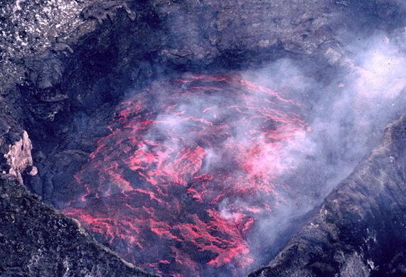 lava jezero