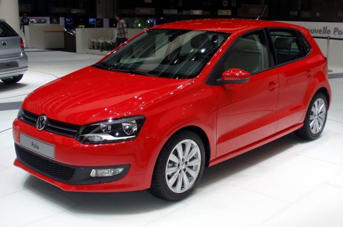 Прегледи на Volkswagen Polo