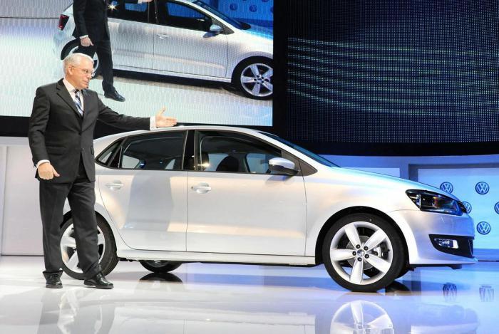 тест драйв Volkswagen Polo