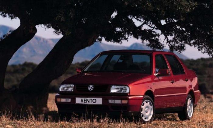 volkswagen vento 1993