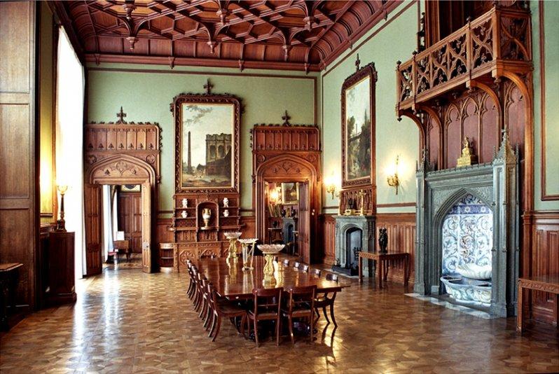 Jídelna v paláci