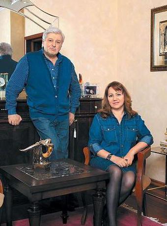 певач Виацхеслав Добинин