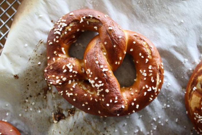 vyborg pretzel recept