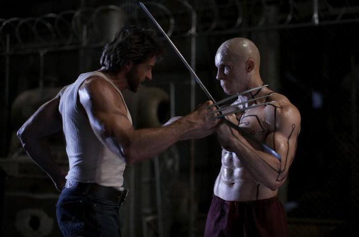 X-Men Wolverine Wade Wilson