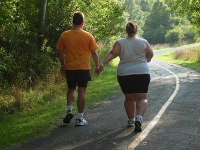 odchudzanie chodzenia