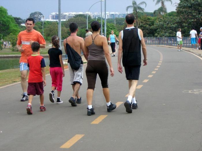 мршављења ходање