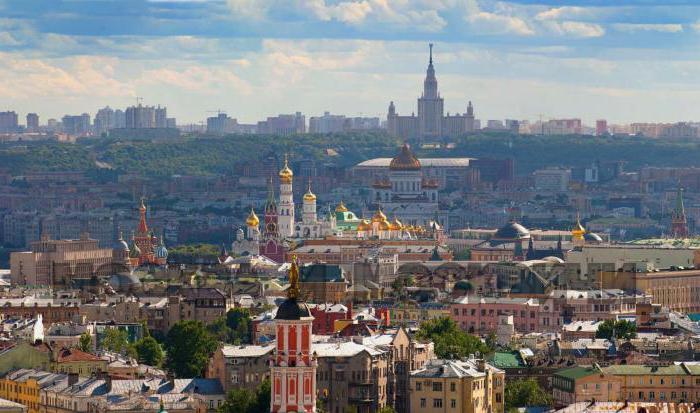 пешеходни турове в Москва
