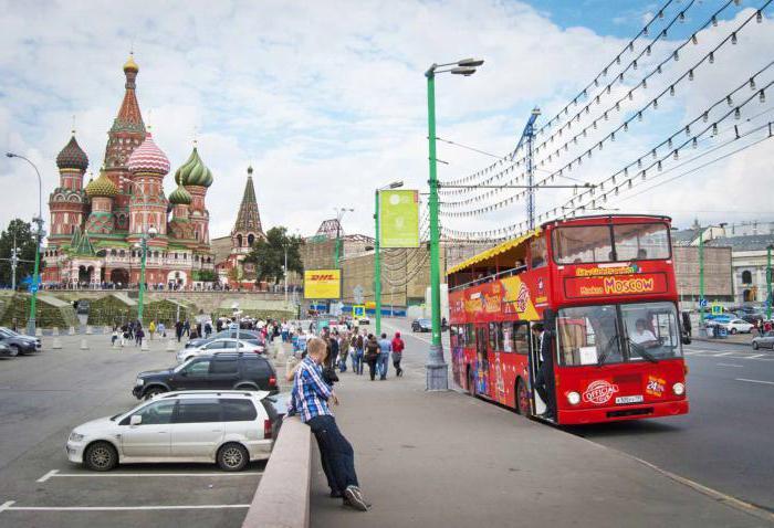 дълги пешеходни маршрути в Москва