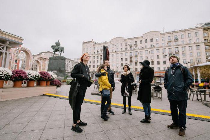Най-популярните пешеходни маршрути в Москва