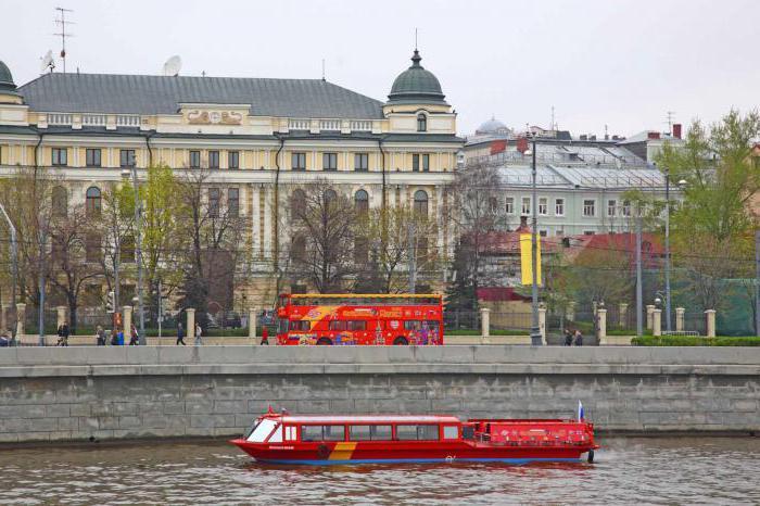 интересни пешеходни маршрути в Москва