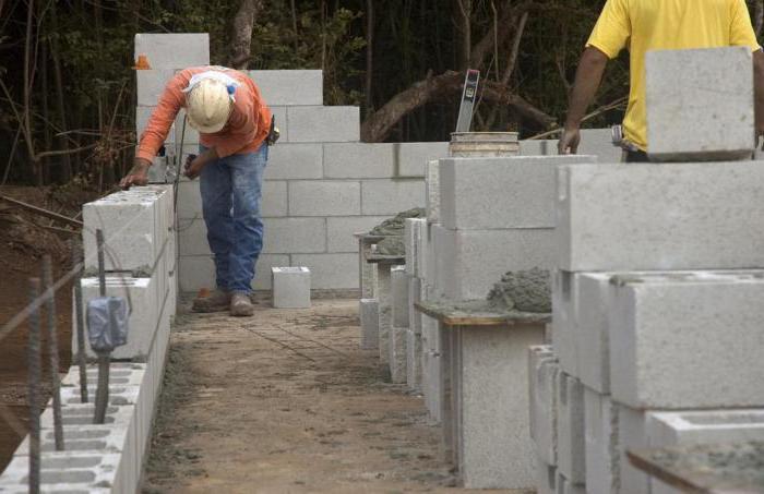 стенни блокове за интериор