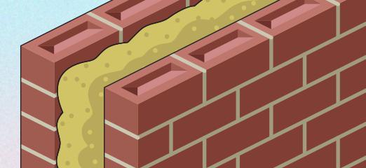 izolace vnější stěny