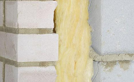 izolacija zidov iz opeke