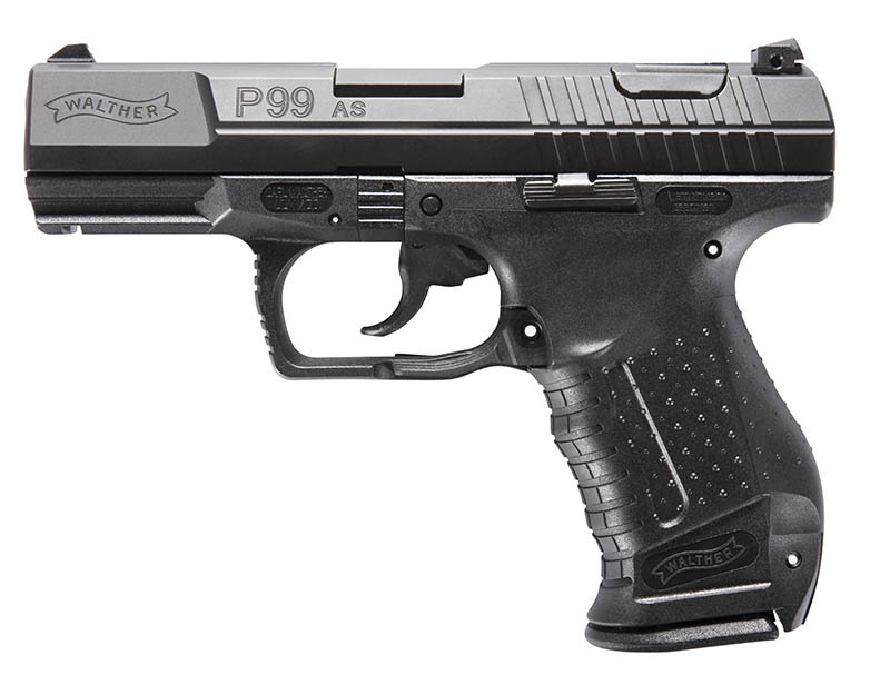 Валтер трауматични пиштољ