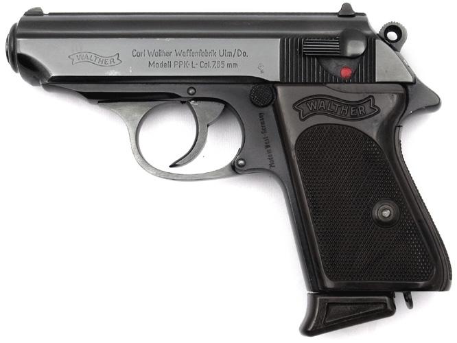 Карактеристике Валтер пиштоља