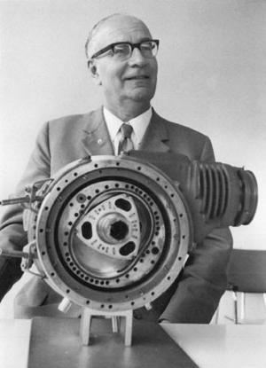 motore rotante di wankel