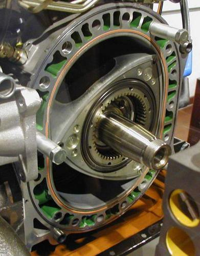 motore a pistone rotante