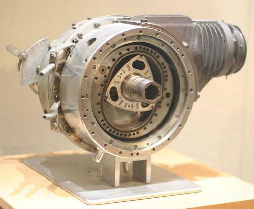 Principio di funzionamento del motore Wankel