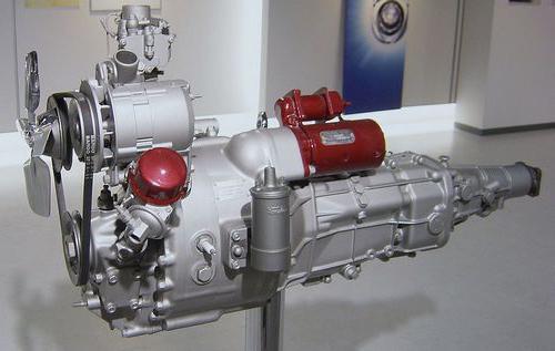specifiche del motore