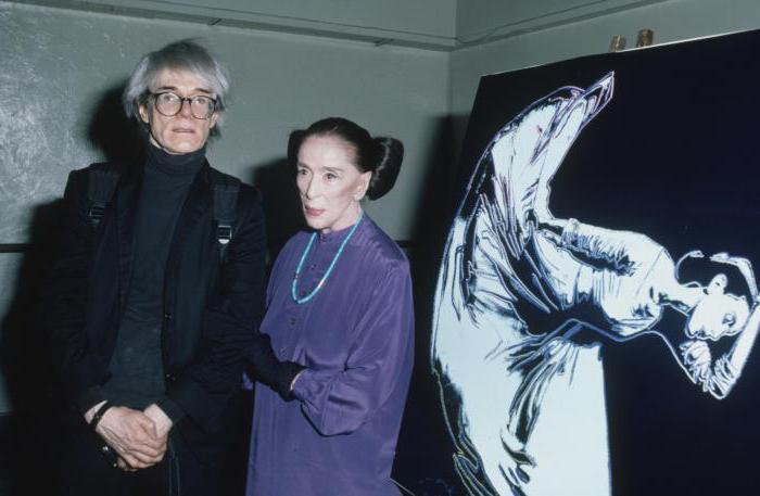 Andy Warhol.  Ustvarjalnost