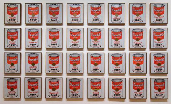 Umetnik Andy Warhol