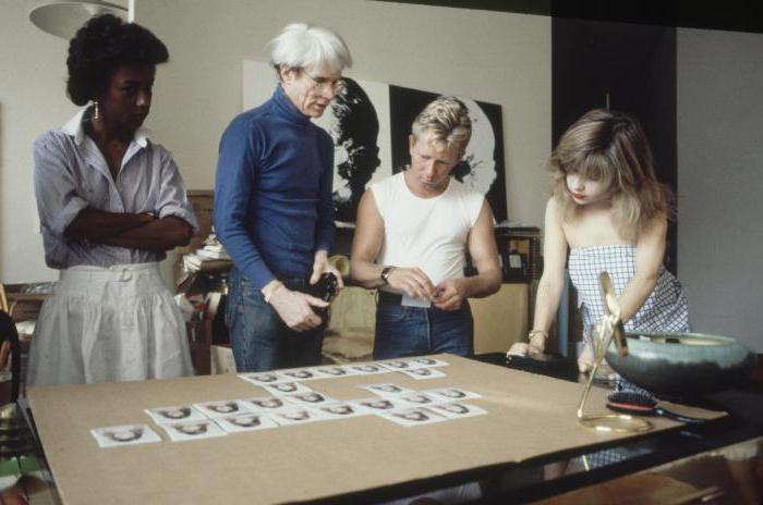 Andy Warhol.  Biografija