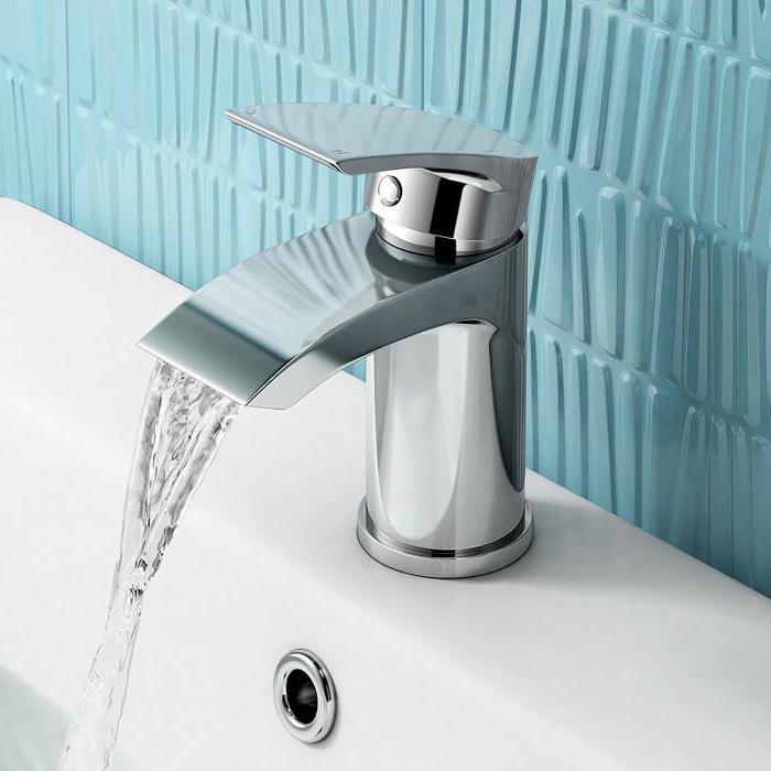 Miscelatore monocomando per lavabo