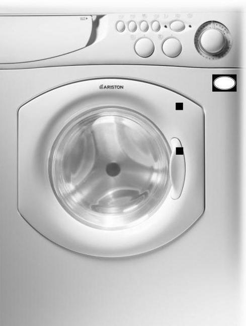 instrukcja hotpoint ariston dla pralki