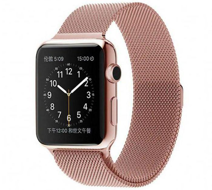 apple iwatch 42 mm