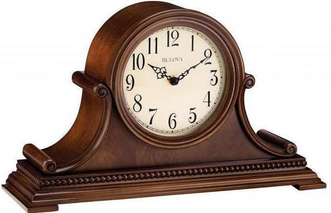 бюро часовник bulova