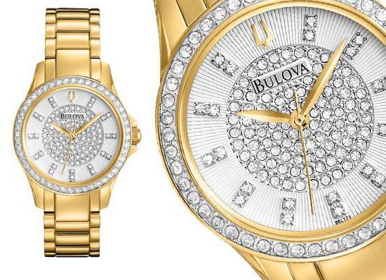 женски часовник булова