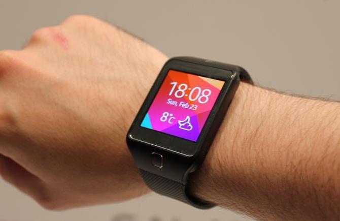 смарт часовник samsung gear 2 neo