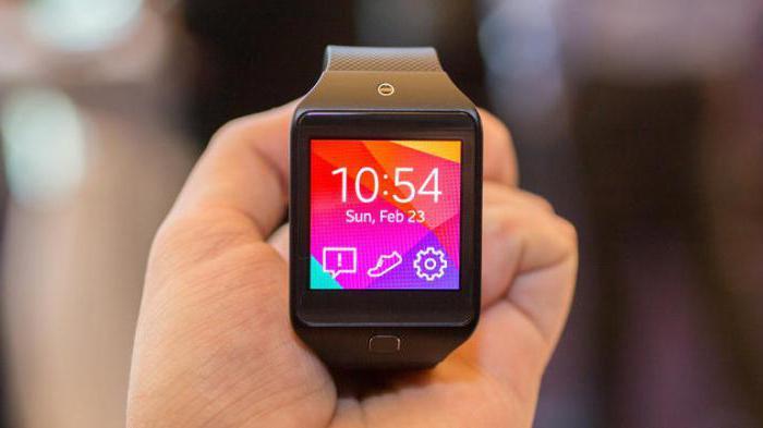 samsung gear 2 нео смарт часовник